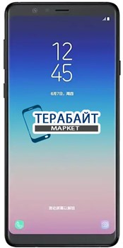 Samsung Galaxy A9 Star ДИНАМИК МИКРОФОНА