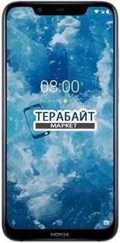 Nokia 8.1 РАЗЪЕМ ПИТАНИЯ MICRO USB