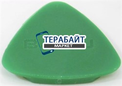Медиатор для разборки техники пластиковый - зеленый