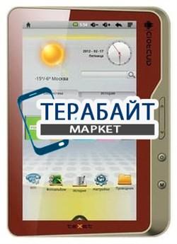 Тачскрин для планшета teXet TB-711A - фото 16605
