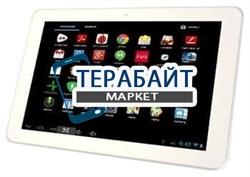 Тачскрин для планшета TurboPad 1012 - фото 16741