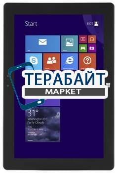 Тачскрин для планшета Prestigio MultiPad PMP812F - фото 17040
