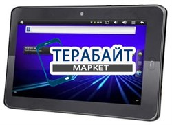 Тачскрин для планшета Overmax OV-TB-04 - фото 17100