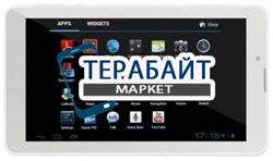 Тачскрин для планшета iRu Pad Master M716G 3G - фото 17365