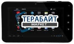 Тачскрин для планшета iRu Pad Master B701G 3G - фото 17366