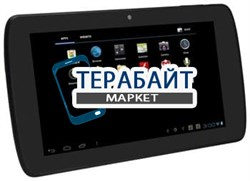 Тачскрин для планшета iRu Pad Master B702 - фото 17368