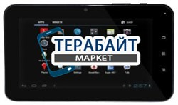 Тачскрин для планшета iRu Pad Master B705G 3G - фото 17369