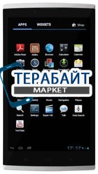 Аккумулятор (АКБ) для планшета iRu Pad Master M718G 3G - фото 18103