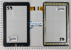 Тачскрин для планшета Digma iDj7n - фото 49168