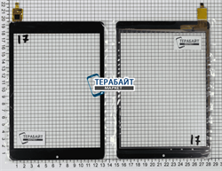 Тачскрин для планшета Etuline T880G - фото 49421