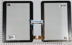 Тачскрин (сенсор) для планшета RoverPad Tesla 8.9 3G - фото 49489