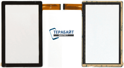 Тачскрин для планшета Q8-HX29 - фото 50330