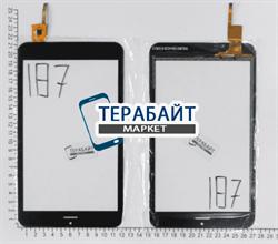 Тачскрин для планшета WEXLER .TAB 8iQ OCTA - фото 52428