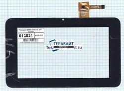 Тачскрин для планшета Digma iDJ7 3G с загнутым шлейфом - фото 55848