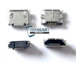 Системный разъем (гнездо) зарядки micro usb 01 для планшетов и телефонов - фото 56383