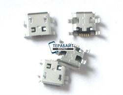 Системный разъем (гнездо) зарядки micro usb 07 для планшетов и телефонов - фото 56502
