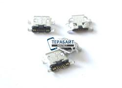 Системный разъем (гнездо) зарядки micro usb 11 для планшетов и телефонов - фото 56551