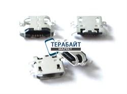 Системный разъем (гнездо) зарядки micro usb 21 для планшетов и телефонов - фото 56756