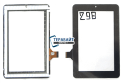 Тачскрин для планшета Explay Surfer 7.02 - фото 57221