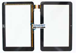 Тачскрин для планшета Prestigio multipad 8.0 pmp5588c duo - фото 58325