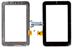 Тачскрин для планшета Rolsen RTB 7.4D GUN 3G - фото 61427