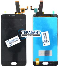 Meizu M5 ТАЧСКРИН + ДИСПЛЕЙ В СБОРЕ / МОДУЛЬ
