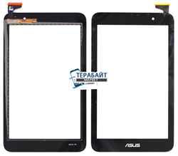 Тачскрин для планшета Asus MeMo Pad 7 ME176 - фото 67122