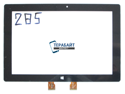Тачскрин для планшета Prestigio MultiPad PMP810TE 3G - фото 72313