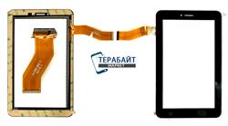 Тачскрин для планшета TELEFUNKEN TF-MID708G - фото 72964