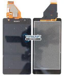 Sony Xperia ZR C5502 ДИСПЛЕЙ + ТАЧСКРИН В СБОРЕ / МОДУЛЬ - фото 81055
