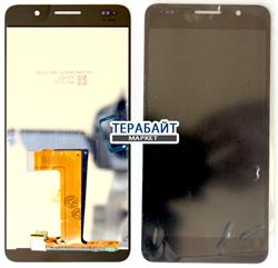 Huawei Honor 6 ТАЧСКРИН + ДИСПЛЕЙ В СБОРЕ / МОДУЛЬ - фото 91704