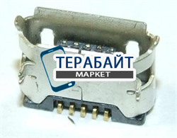 РАЗЪЕМ ПИТАНИЯ MICRO USB OPPO X907 - фото 92830