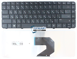 Клавиатура для ноутбука HP Pavilion g6-1002er - фото 93195