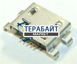 Системный разъем (гнездо) зарядки micro usb 35 для планшетов и телефонов - фото 94048