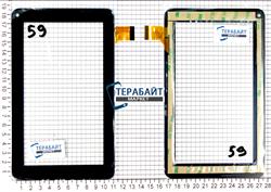 Тачскрин для планшета ZIFRO ZT-7001 - фото 95341