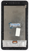 Дисплей для huawei mediapad t2 7.0 bgo-dl09 + тачскрин ( экран в сборе ) модуль
