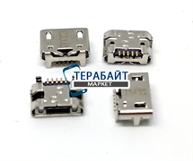 Системный разъем (гнездо) зарядки micro usb 70 для планшетов и телефонов