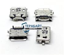 Системный разъем (гнездо) зарядки micro usb 67 для планшетов и телефонов