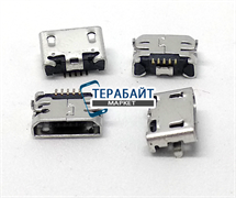 Системный разъем (гнездо) зарядки micro usb 65 для планшетов и телефонов