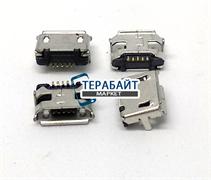 Системный разъем (гнездо) зарядки micro usb 62 для планшетов и телефонов