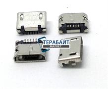 Системный разъем (гнездо) зарядки micro usb 60 для планшетов и телефонов