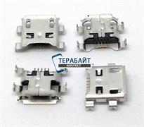 Системный разъем (гнездо) зарядки micro usb 40 для планшетов и телефонов