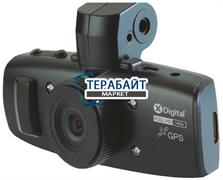 X-Digital AVR-FHD-511 GPS АККУМУЛЯТОР АКБ БАТАРЕЯ
