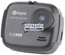 X-Digital AVR-FHD-501 Mini АККУМУЛЯТОР АКБ БАТАРЕЯ