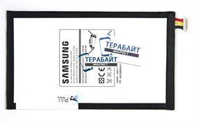 Samsung Galaxy Tab 3 8.0 SM-T3100 АККУМУЛЯТОР АКБ БАТАРЕЯ