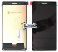 "Lenovo Tab 4 TB-7504X 7"" LTE МАТРИЦА ЭКРАН ДИСПЛЕЙ"