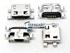 Системный разъем (гнездо) зарядки micro usb 04-1 для планшетов и телефонов