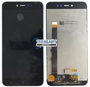 Xiaomi Redmi Note 5А Prime MDG6s ТАЧСКРИН + ДИСПЛЕЙ В СБОРЕ / МОДУЛЬ