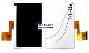 RoverPad Air C7 WiFi МАТРИЦА ДИСПЛЕЙ ЭКРАН
