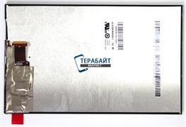 TurboPad 724 МАТРИЦА ДИСПЛЕЙ ЭКРАН